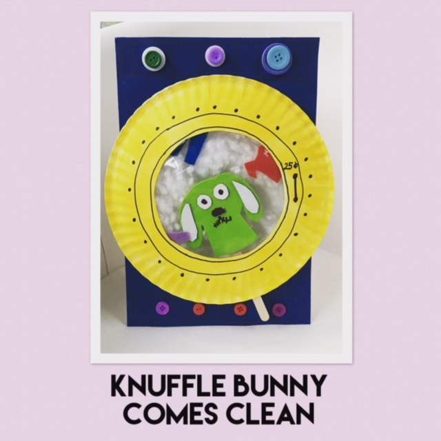 Knuffle Bunny By Mo Willems Art Projects